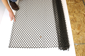 Mini Link Chain Link Fence