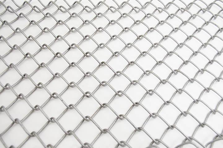 Galvanized 1 Quot X 1 Quot Mini Mesh Chain Link Fence